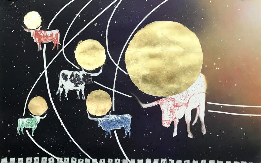 Jim Malone, Cosmology 101, 2018