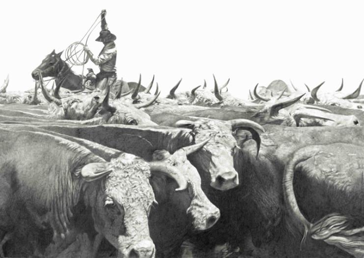 Woodrow Blagg, High Horns