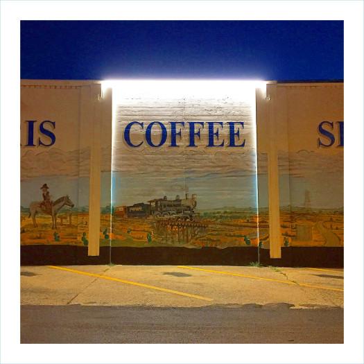 William Greiner, Coffee, Fort Worth TX, 2016