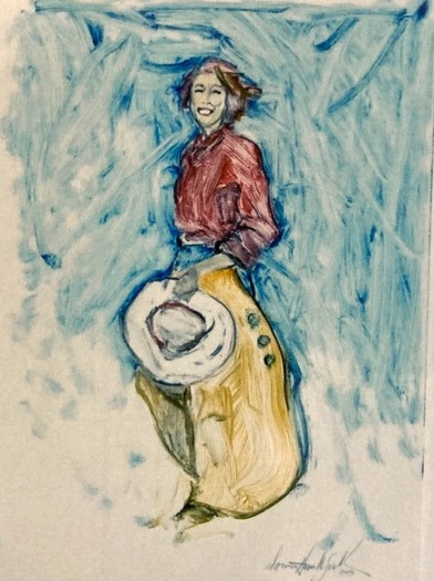 Donna Howell-Sickles, #1958, Hardheaded Woman