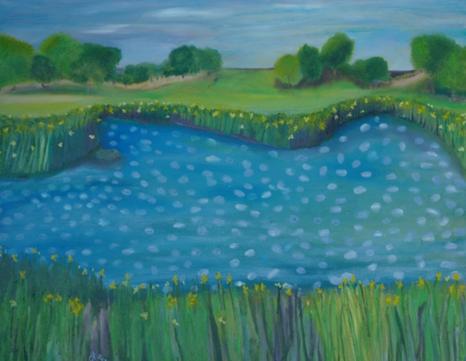 Amy carter ishmael, Across The Pond, 2020