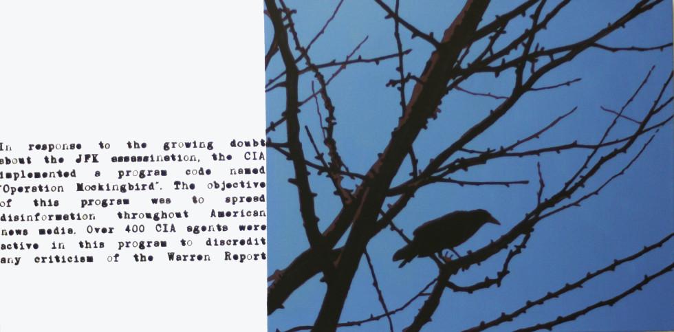Leslie Lanzotti, Operation Mockingbird
