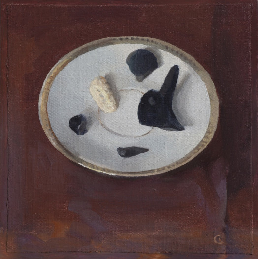 Carol Ivey, Gathered Bits, 2015