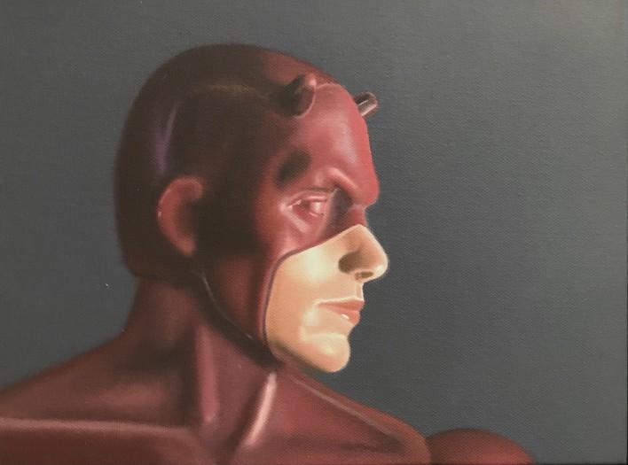 John Hartley, Daredevil