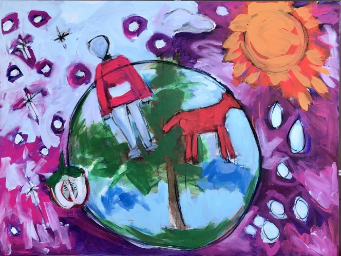 MARIANNE HOWARD, A New Earth, 2020