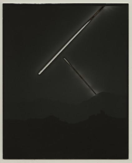 Chris McCaw, Heliograph #129, 2016