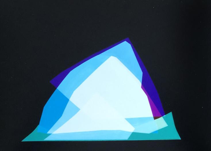 Mountain Shapes II