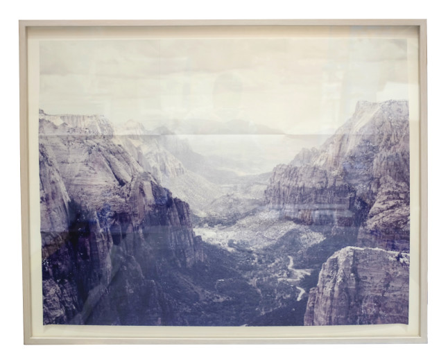 US Zion Canyon