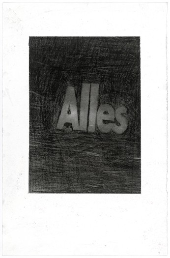 Peter Morrens, Alles, 2013-2014