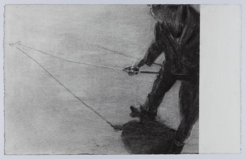 Peter Morrens, Blind spot, 2017
