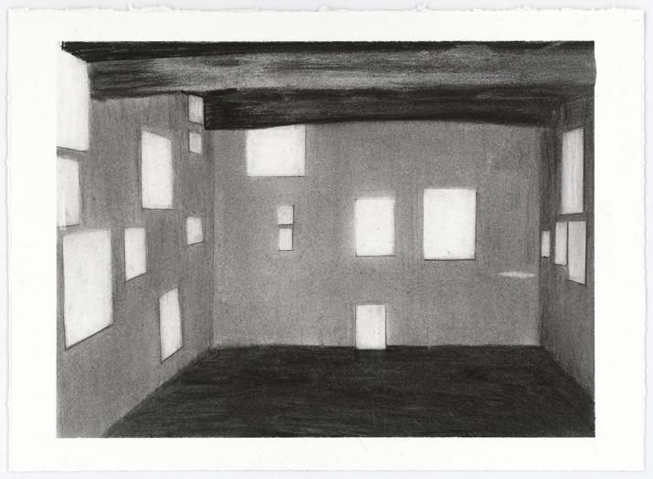 Peter Morrens, Lichtwit / Light White, 2013-14