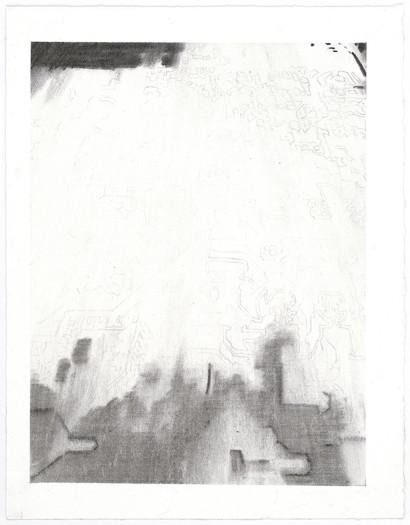 Peter Morrens, Pot bleekwater over het tapijt, 2013-2014