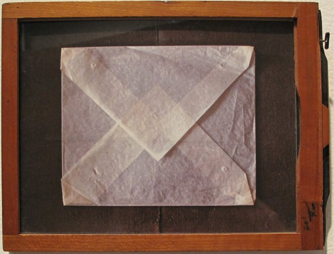 Andrew Bush, Transparent Envelope, 2008