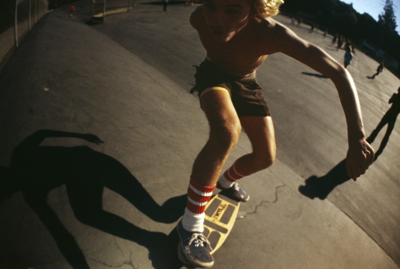 In Your Face (Jay Adams), Kenter Canyon