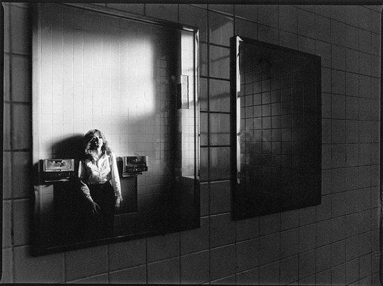 Joseph Szabo, Mary in the Mirror, 1981