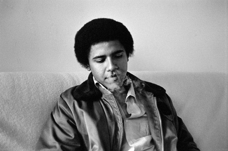 Barack Obama, Occidental College, No. 5