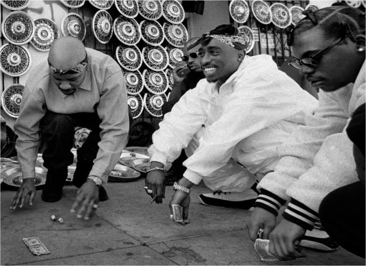 Mike Miller, Tupac Craps, 1994