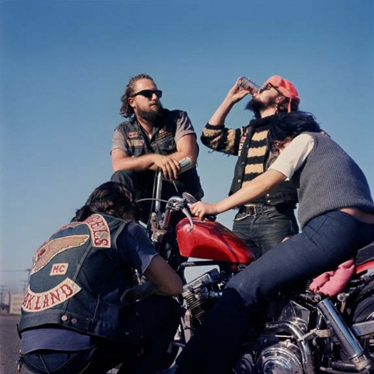 Hell's Angels, Orange Hat Drinking