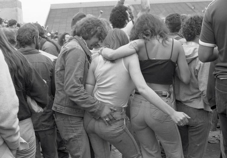 Joseph Szabo, Bump Line, 1978