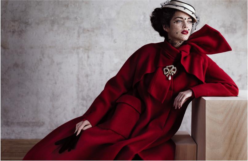 Jean-Baptiste Mondino, Marion Cotillard, Dior 1948, 2012