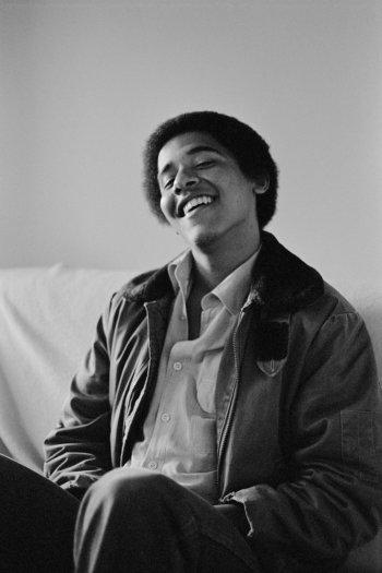 Lisa Jack, Barack Obama, Occidental College, No. 16, 1980