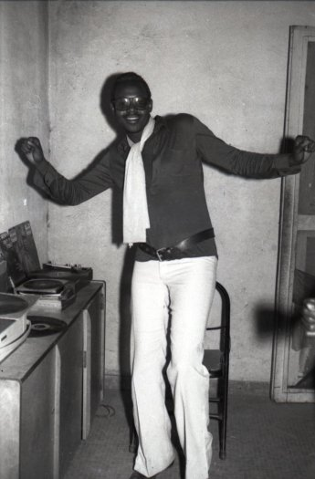 Malick Sidibé, Ambianceur en Pattes d'Elephant, 1970 / 1999