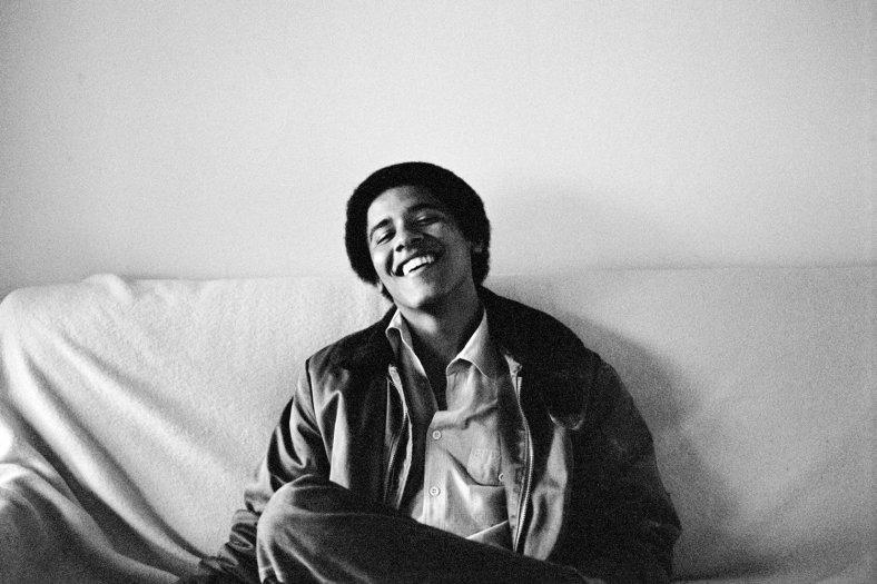 Lisa Jack, Barack Obama, Occidental College, No. 2, 1980