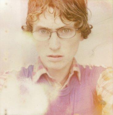 Mike Brodie, Self Portrait, 2005