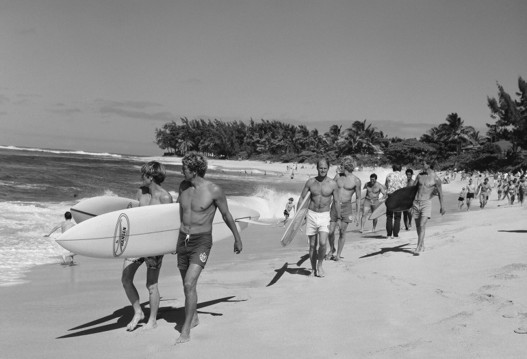 LeRoy Grannis, Duke Classic Finalists, Sunset Beach, 1968