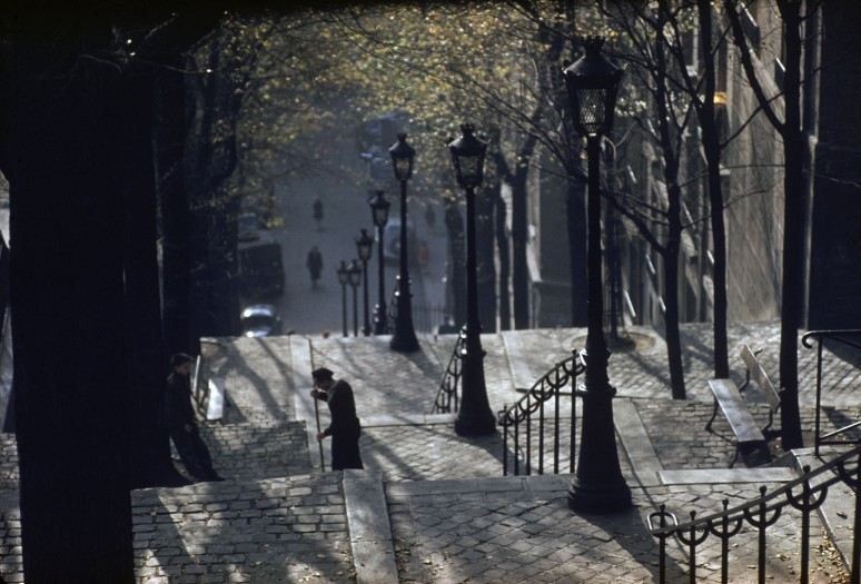 Montmartre Steps, Paris