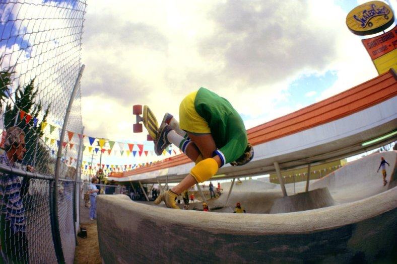 Skatepark Air, Jay Adams, Reseda (No. 72)