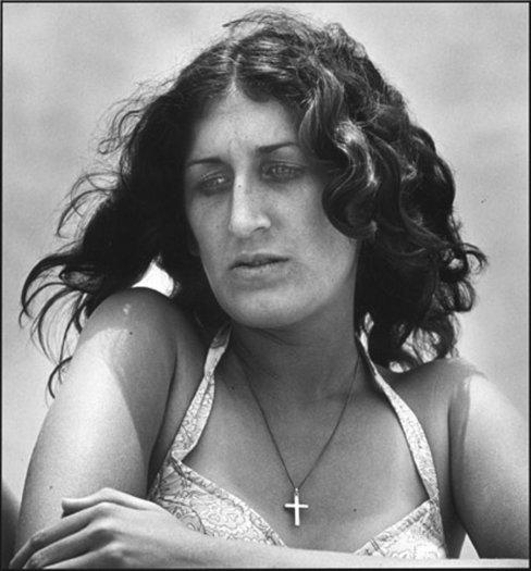 Jones Beach Madonna