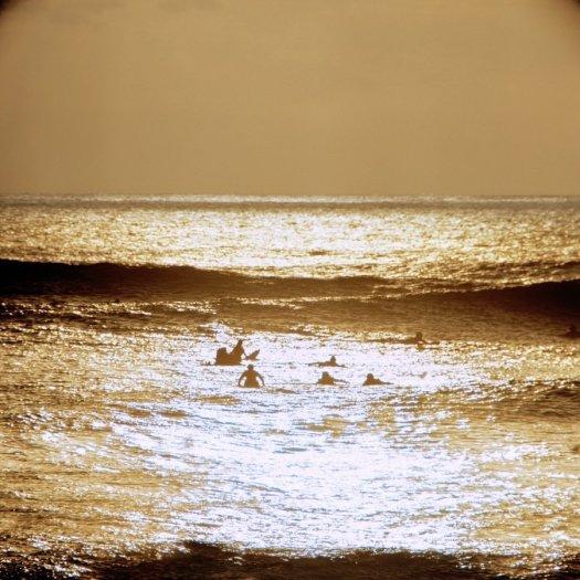 LeRoy Grannis, Ehukai Beach (No. 67), c. 1969