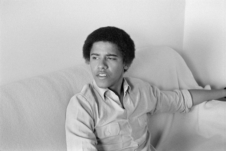 Barack Obama, Occidental College, No. 36