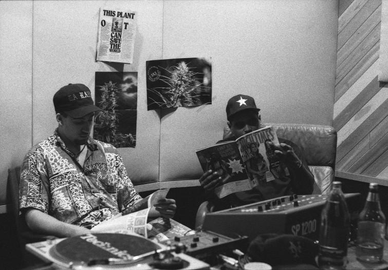Mike Miller, Cypress Studio, 1989