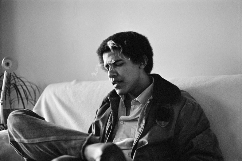 Barack Obama, Occidental College, No. 4