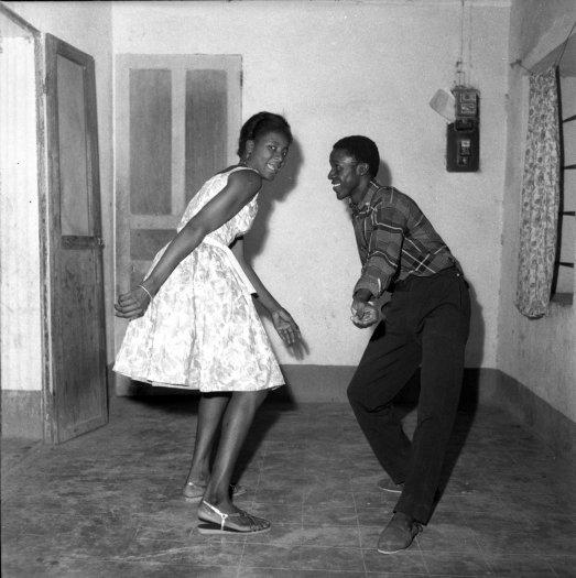 Malick Sidibé, Twist, 1963 / 1996