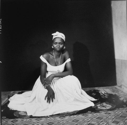 Malick Sidibé, Madame Natenin, 1964 / 2007