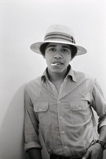 Barack Obama, Occidental College, No. 21