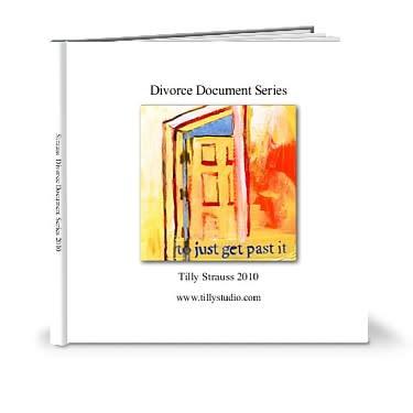 Divorce Document Book