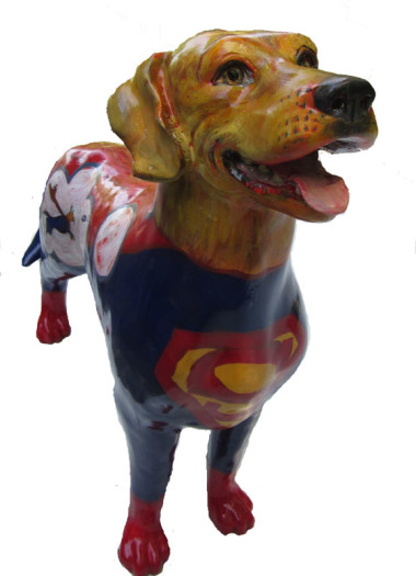 E. Tilly Strauss, Super Dog 2011