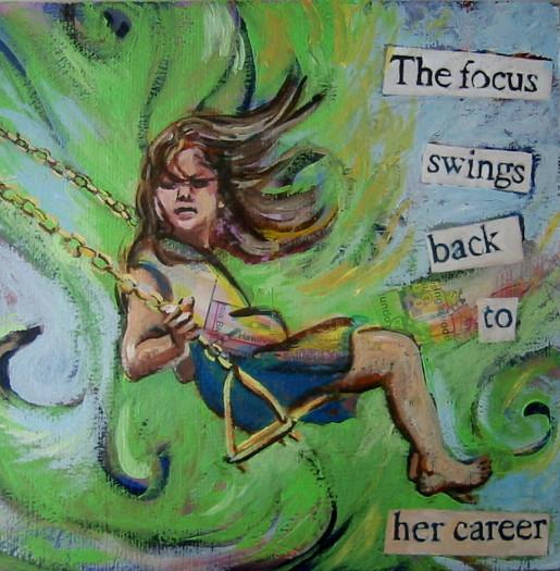 E. Tilly Strauss, Career Swing, 2009