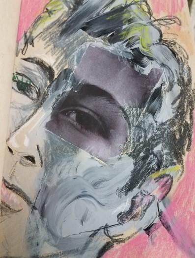 E. Tilly Strauss, sketch- Student eye, 2018
