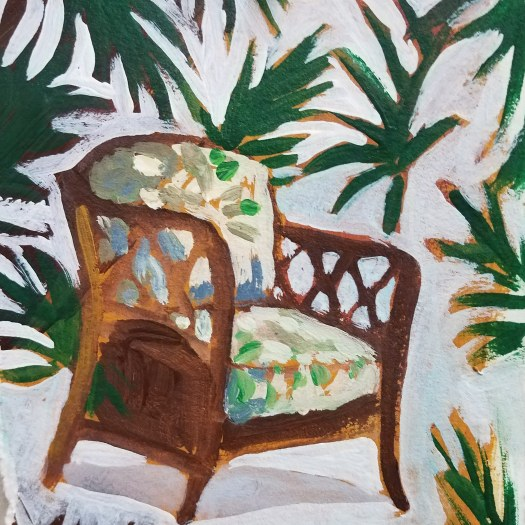 The Florida Room Chair