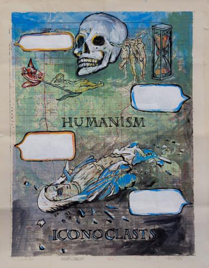 E. Tilly Strauss, Humanism, 2018