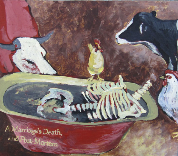 E. Tilly Strauss, Post Mortem, 2011