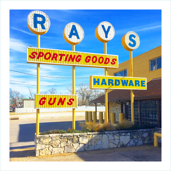 William Greiner, Ray's Sporting Goods, Dallas TX, 2018