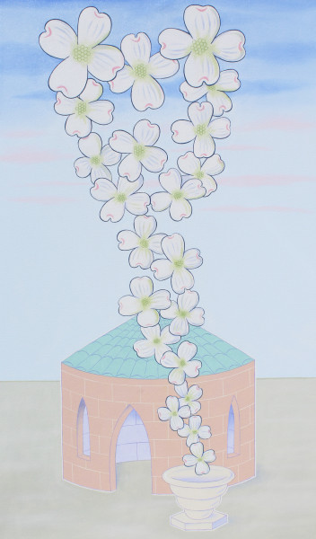 Peter Harrington, Baptised by Flowers