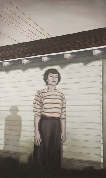 Devon Nowlin, With Regards, Shirley, 2009