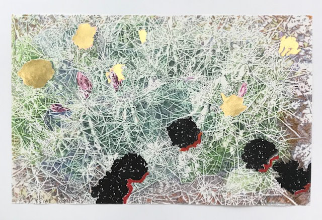 Jim Malone, Love Blooms, 2017